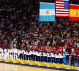 Olympic Basketball Tipping Competition